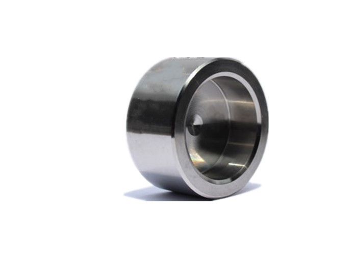 A182 F53 Socket Weld Pipe Cap Class 6000 ASME B16.11 Forged Fittings Fine Structure